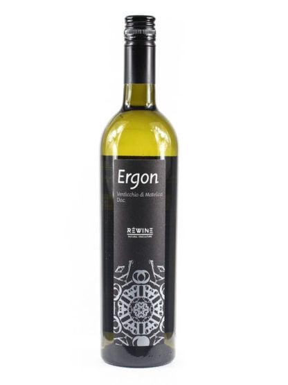 """""""Ergon"""" Bio Verdicchio Di Matelica - Rewine Natural Viticulture"""