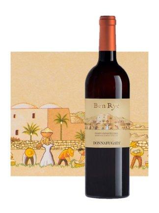 """""""Ben Ryé"""" Passito Di Pantelleria"""