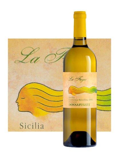"""La Fuga"" Chardonnay Contessa Entelina"