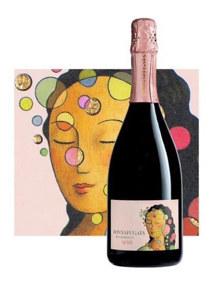 Brut Rose' Millesimato Sicilia Doc - Pinot Nero
